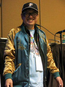 Takahiro Yoshimatsu.